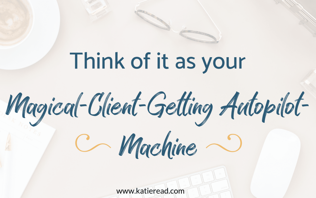 Want Therapy Clients on Autopilot? Create an Email List for Your Referral Sources